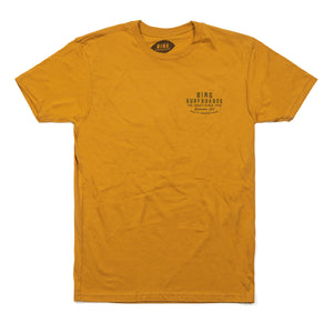 QUALITY MANUFACTURING PREMIUM TEE ANTIQUE GOLD