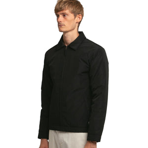 JAMES NYLON JACKET BLACK
