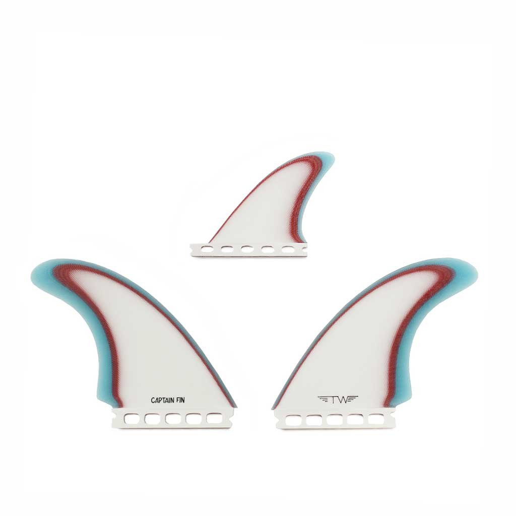 TYLER WARREN ESP TWIN FIN SINGLE TAB