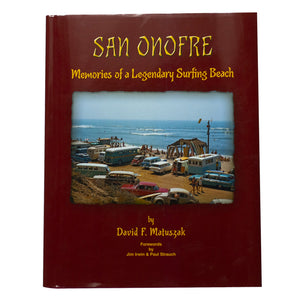 THE SAN ONOFRE BOOK