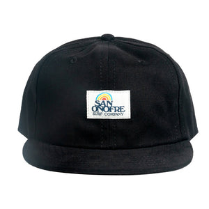 FREESWILLER HAT BLACK