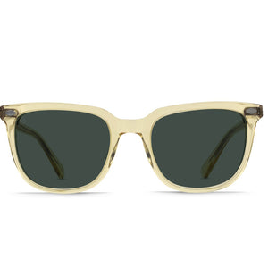 RAEN ARLO Champagne Crystal/Green Polarized