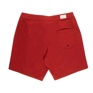 THE STAPLE SURF TRUNK CLASSIC RED
