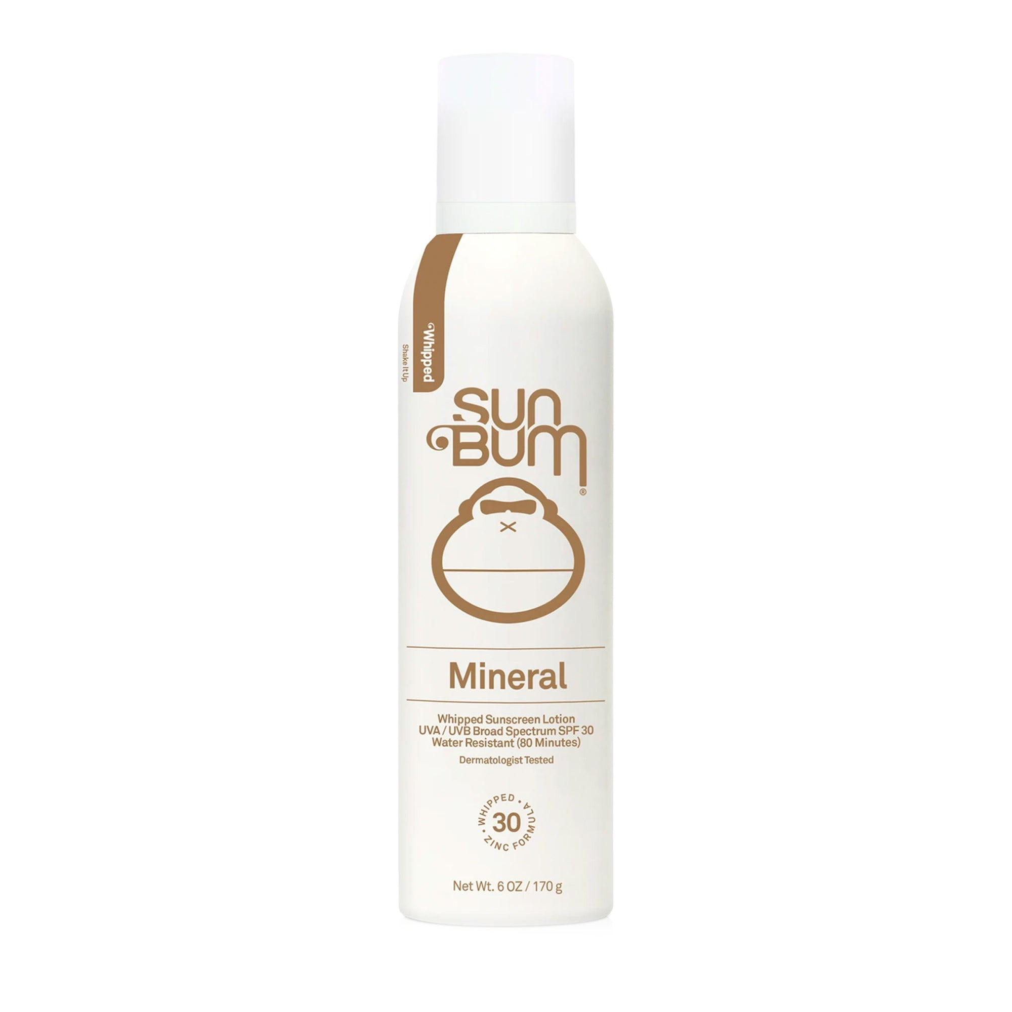 MINERAL WHIPPED LOTION SPF 30 6OZ