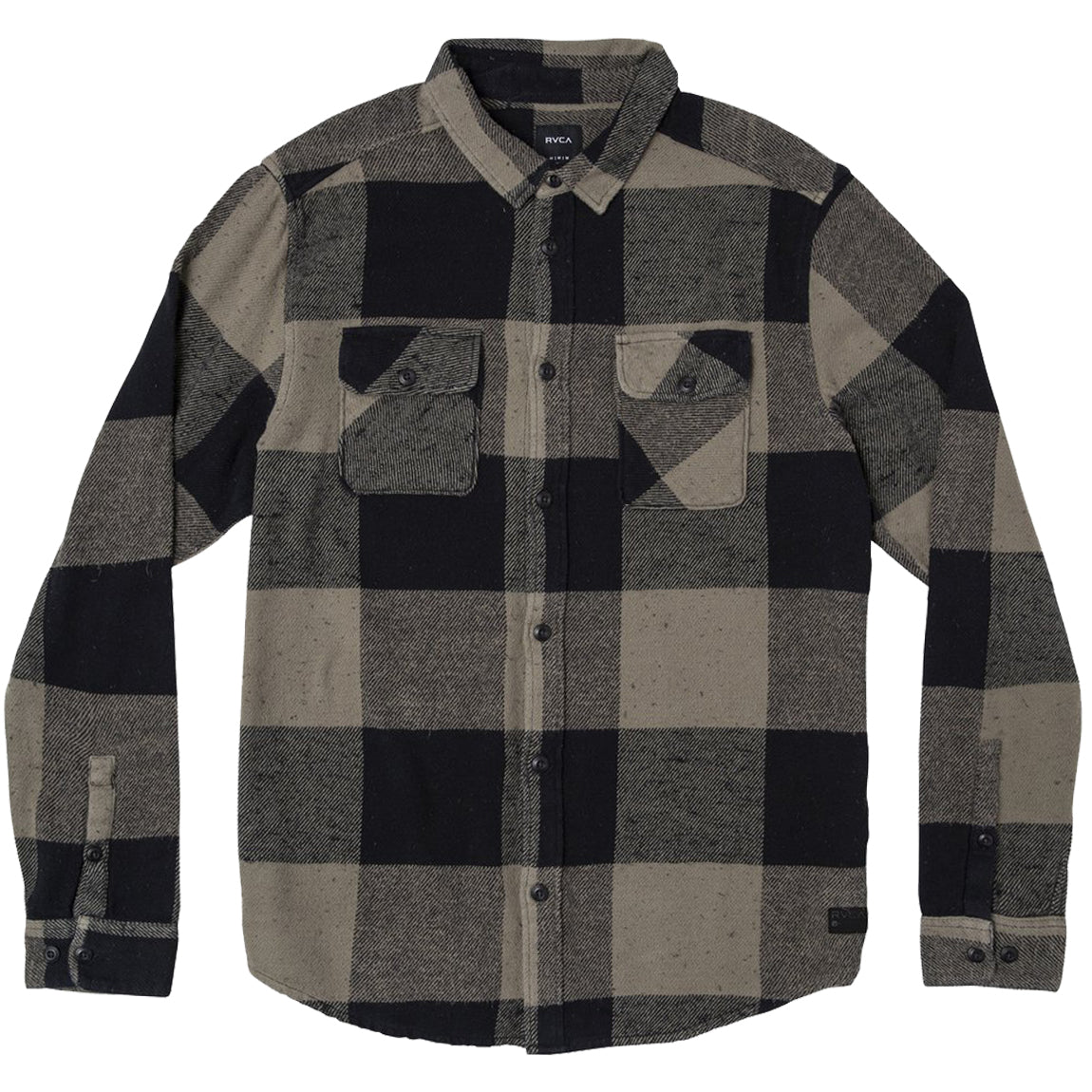 HAYWIRE FLANNEL OLIVE