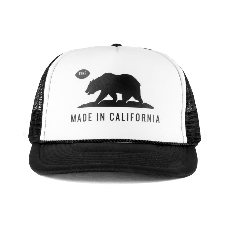 Made in CA Trucker Hat