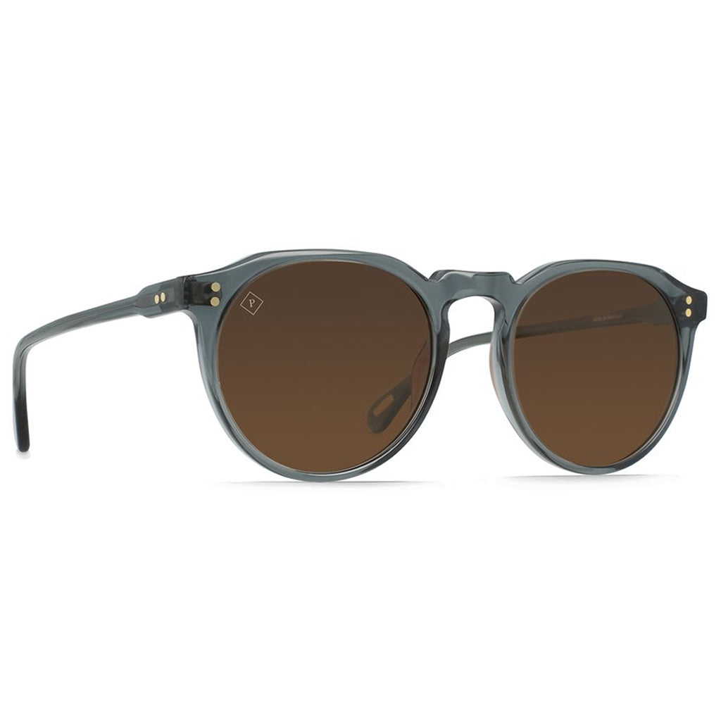 REMMY SLATE CRYSTAL/VIBRANT BROWN POLARIZED