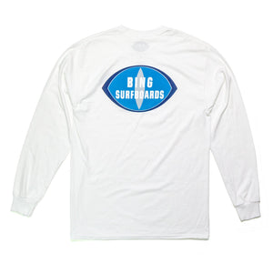 ORIGINAL CLASSIC LONG SLEEVE TEE WHITE