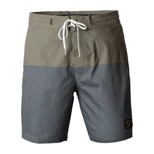 RUSSELL BOARDSHORT BLACK/ARMY