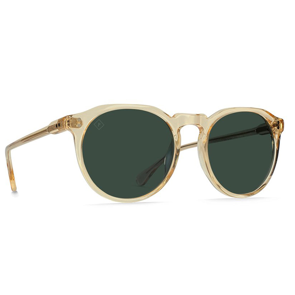 REMMY CHAMPAGNE CRYSTAL/GREEN POLARIZED