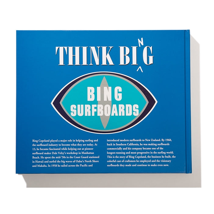 BING SURFBOARDS BOOK