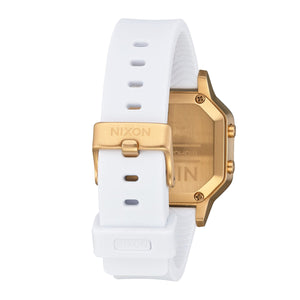 SIREN WATCH STAINLESS STEEL GOLD/WHITE