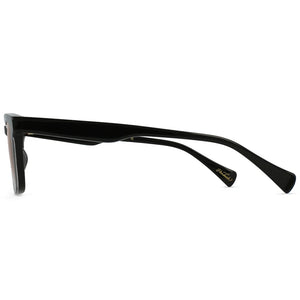 HIRSCH CRYSTAL BLACK/SMOKE BROWN POLARIZED
