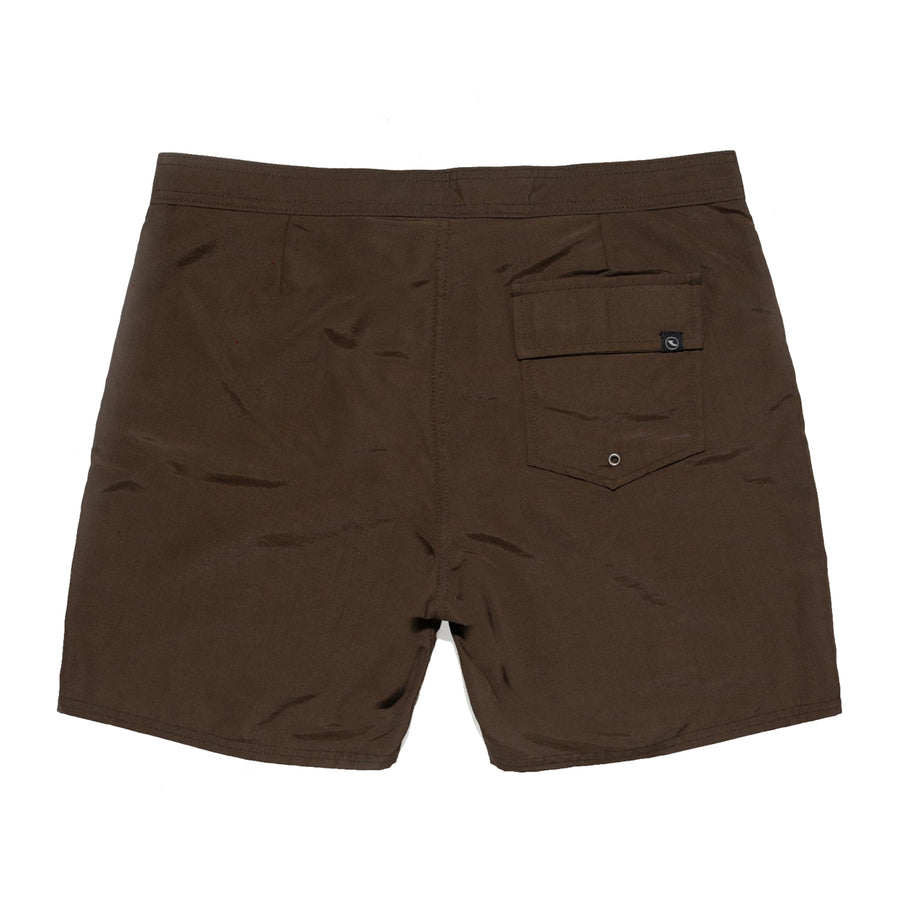 OLD MANS BOARDSHORTS BROWN