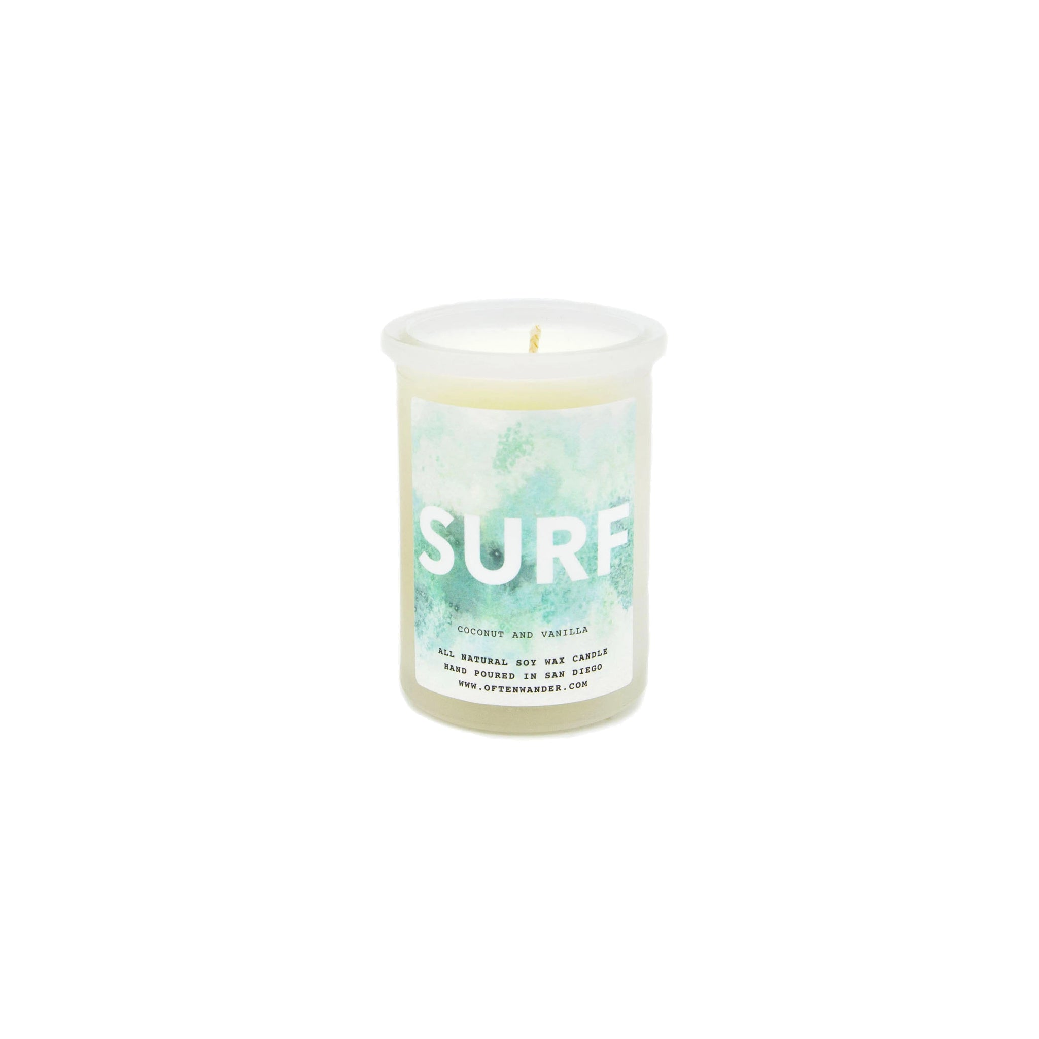 SURF CANDLE 6OZ