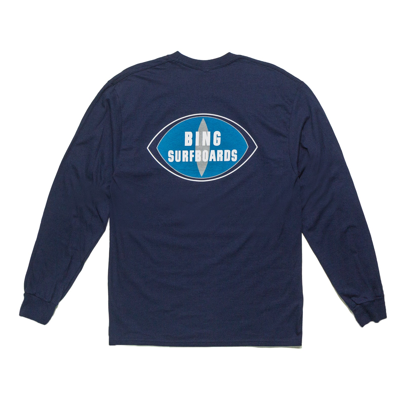 ORIGINAL CLASSIC LONG SLEEVE TEE NAVY