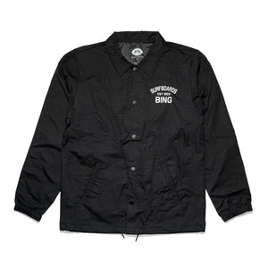 EST 1959 COACHES JACKET BLACK