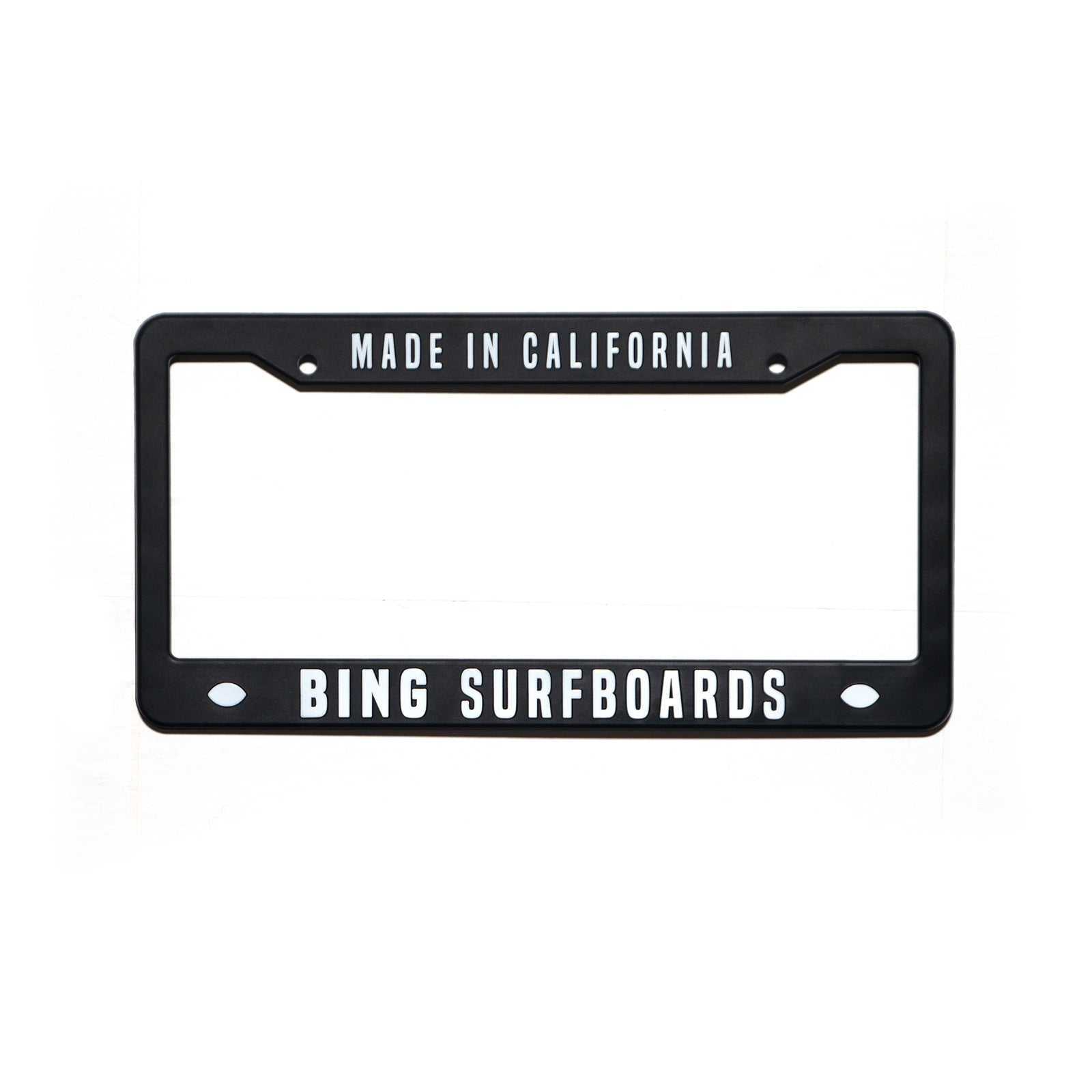 MADE IN CA LICENSE PLATE FRAME
