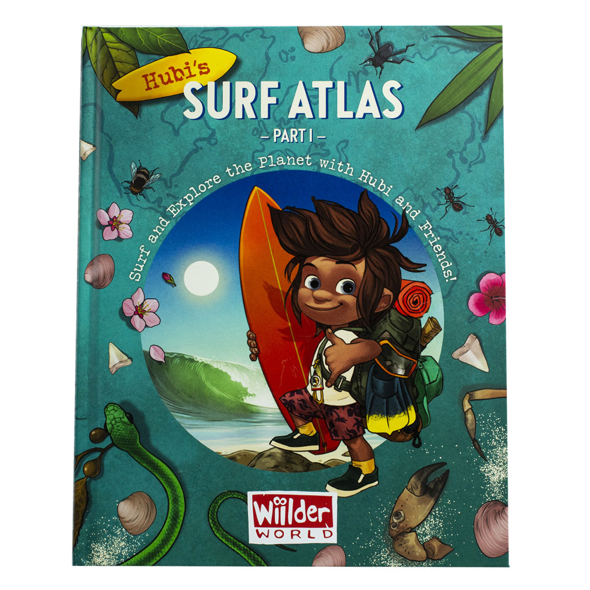 HUBI'S SURF ATLAS PART 1