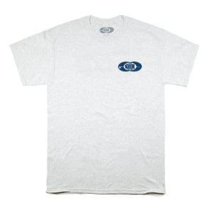 RICK DOUBLE BUBBLE STANDARD TEE ASH
