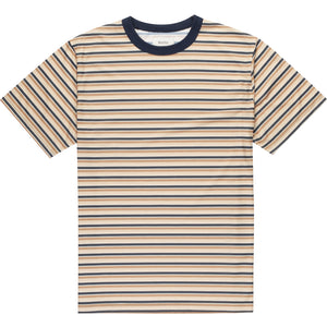 EVERYDAY STRIPE TEE NATURAL