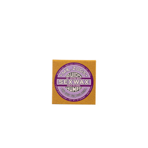 SEXWAX QUICK HUMPS SURF WAX: ECO BOX COLD/COOL 2X