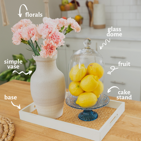 How To Make An Easy Beautiful Table Centerpiece Walker Edison