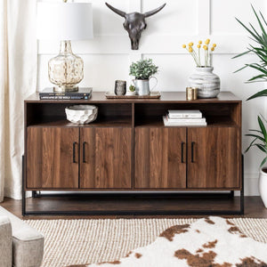 "58"" Modern Farmhouse TV Stand"