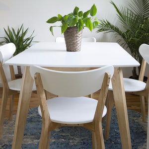 Retro Modern Dining Set