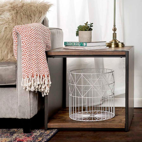 Urban Reclaimed Side Table