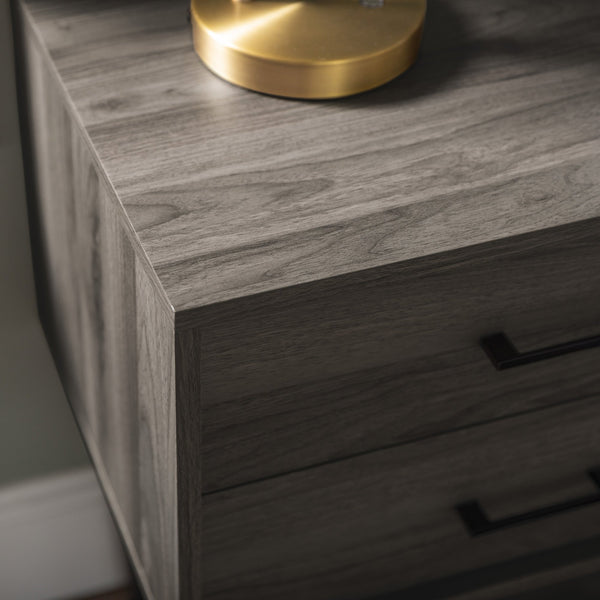 Olivia Side Table in Grey