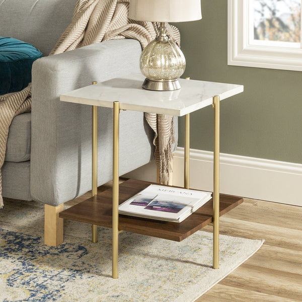 Simone Square Side Table