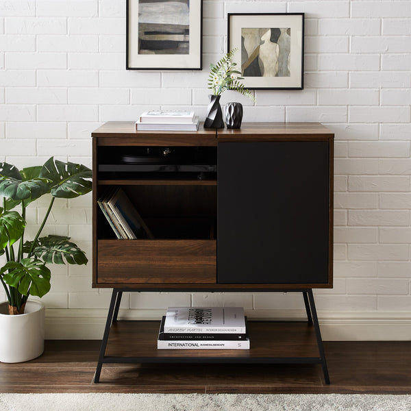 "Bonnie 30"" Record Player Accent Cabinet"