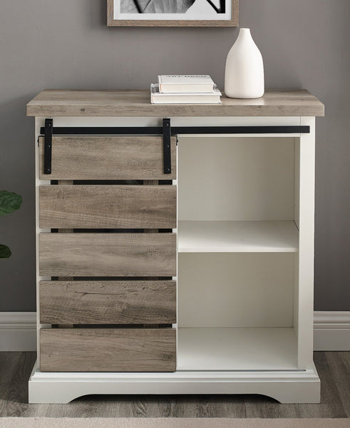 Rustic Farmhouse Console