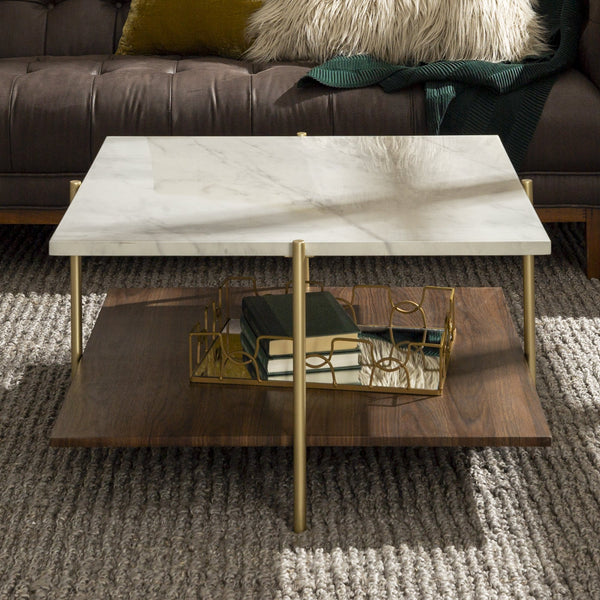 Simone Square Coffee Table