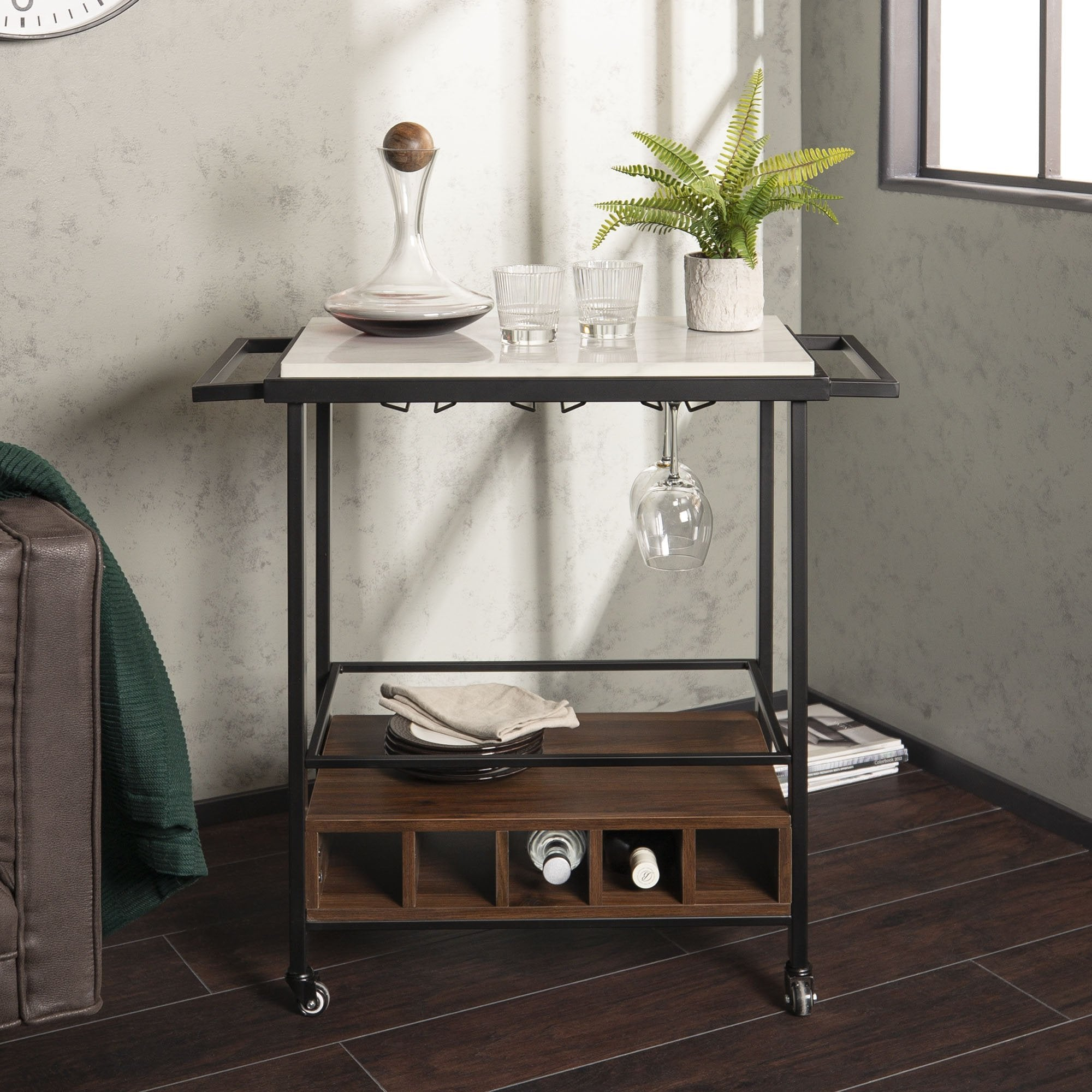 Maddox Bar Cart