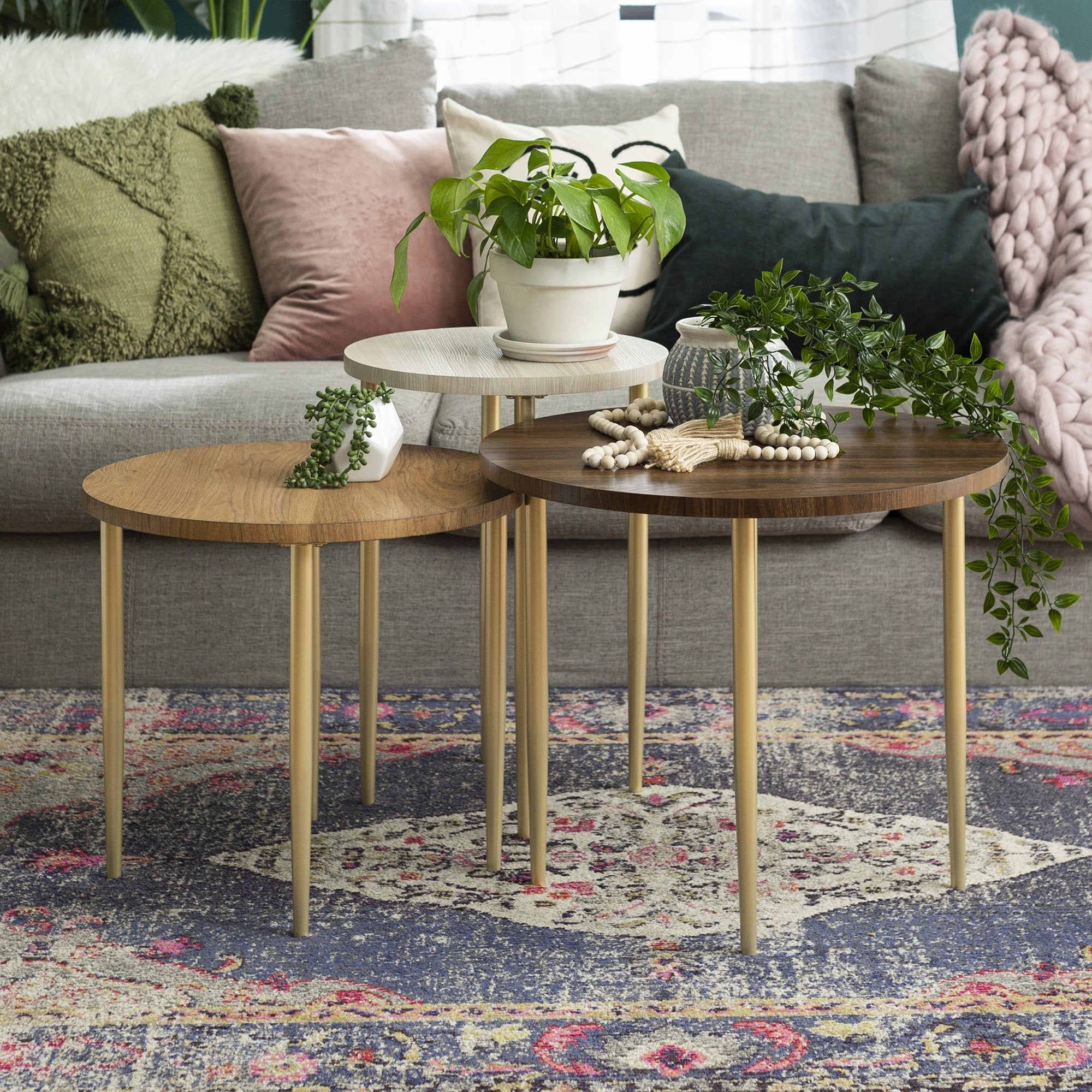 Darcy Nesting Coffee Tables