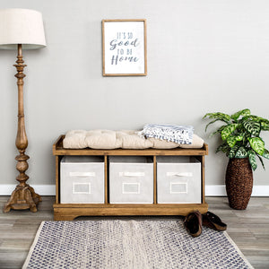 Essential Storage Bench