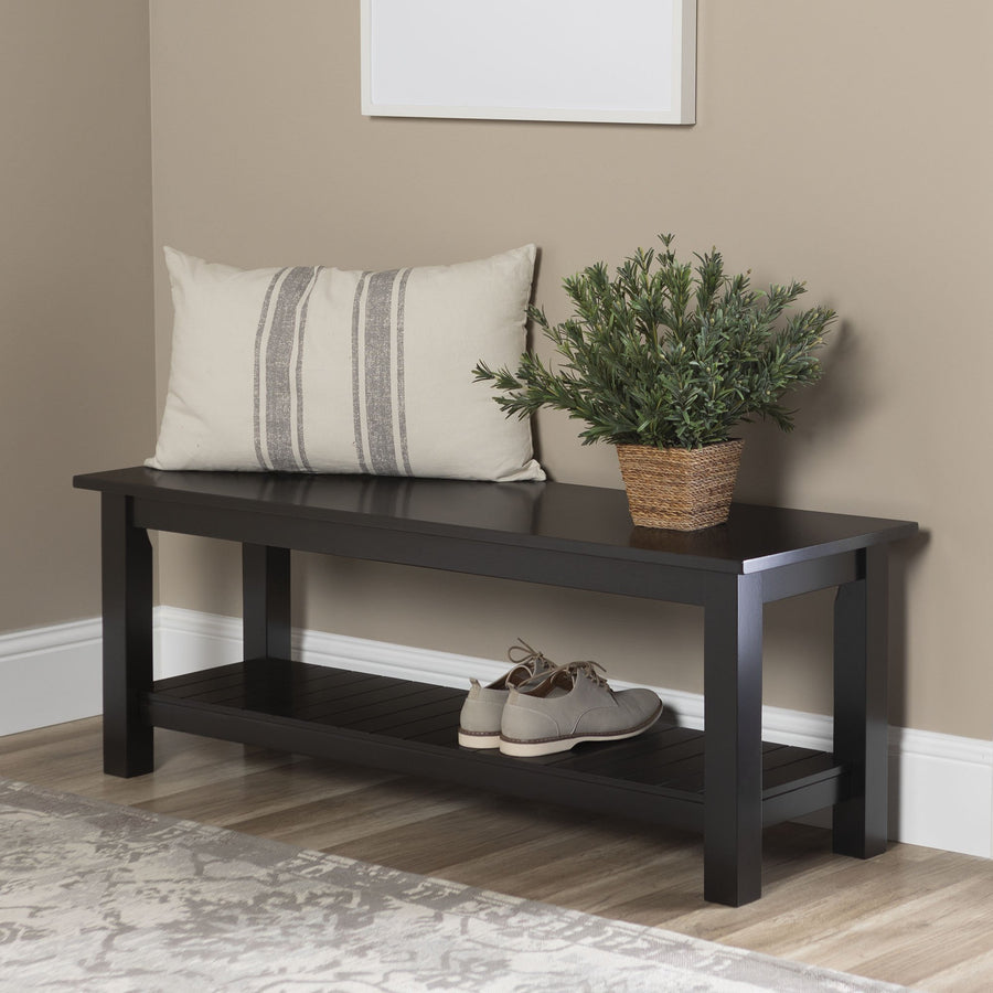Country Style Entry Bench