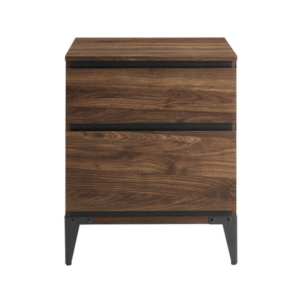 Elroy 2 Drawer Nightstand