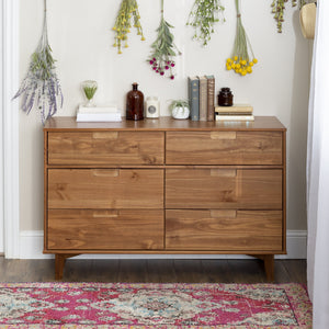 Sloane 6-Drawer Solid Wood Dresser