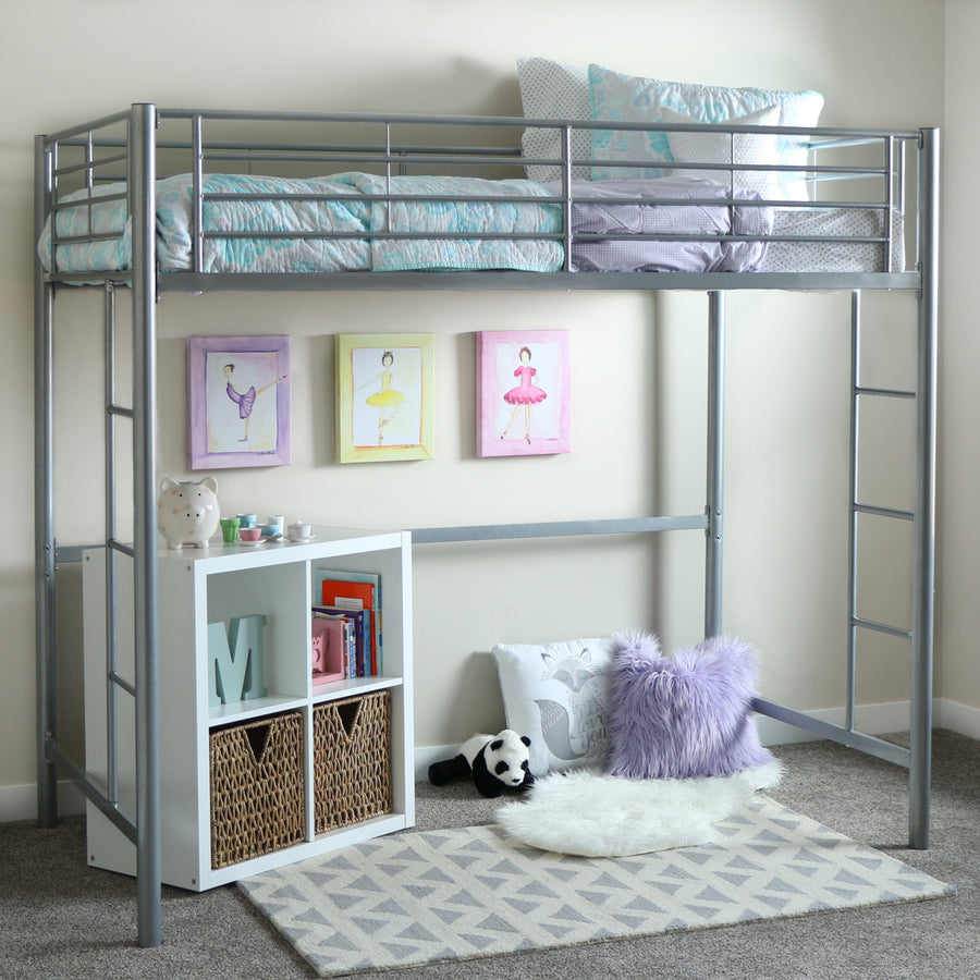 Sunset Twin Loft Bunk Bed