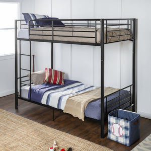 Sunset Twin Bunk Bed