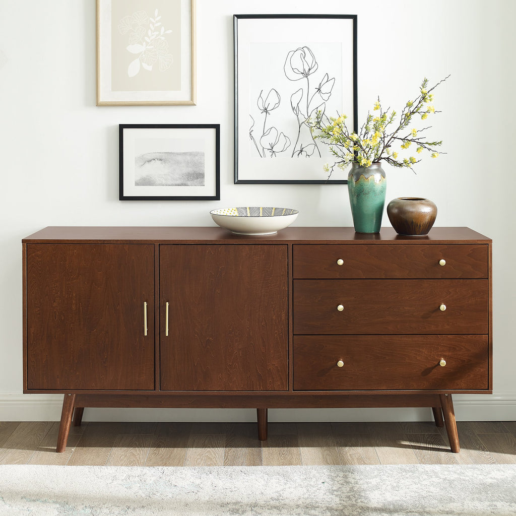 Picture of: 70 Mid Century Modern Console Walker Edison