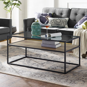 Reversible Modern Coffee Table