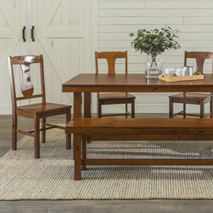 Huntsman Wood Dining Table