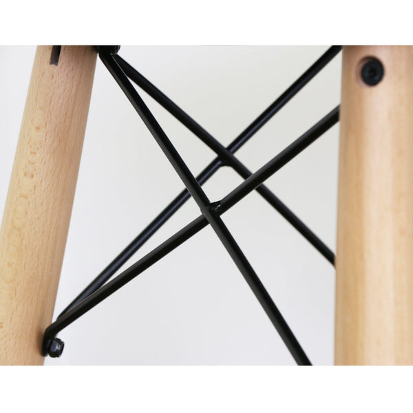 Retro Modern Counter Stool