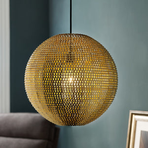 Modern Globe Hanging Pendant Light