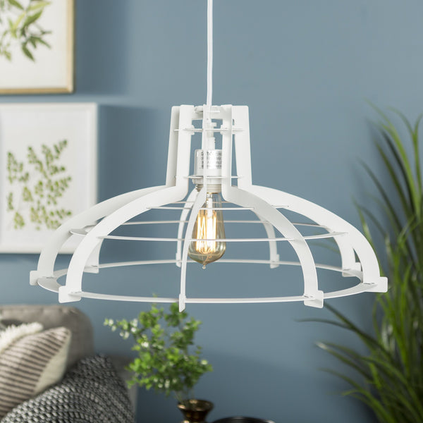 Industrial Hanging Pendant Light