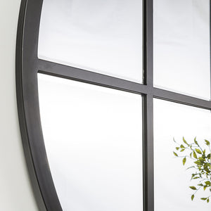 Beveled Window Mirror